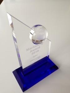 Centraline Marketing Award 2010