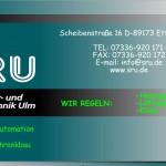 SRU Impressum