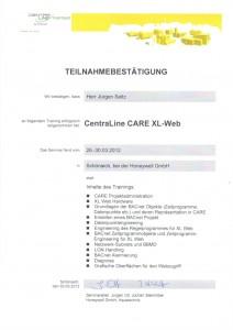 Centraline CARE XL-Web / Seitz & Nikolaus