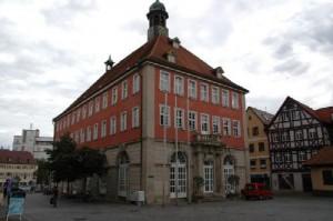Schorndorf – Rathaus Schorndorf