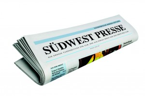 Landwirtschaftliche Wohngemeinde mit Charme / Südwest Presse (12.05.05)