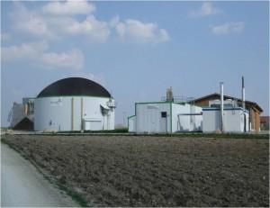 Altheim – Biogasanlage