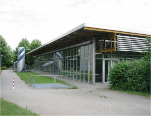Ulm – Dreifachturnhalle Wiblingen