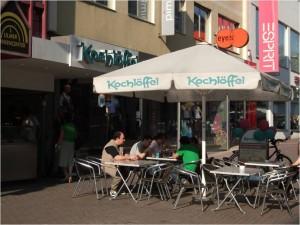 Ulm – Kochlöffel