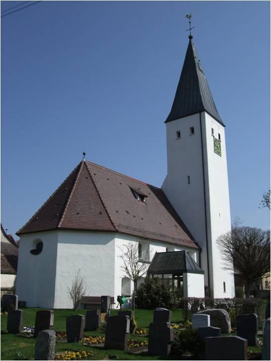 Pauluskirche Ettlenschieß