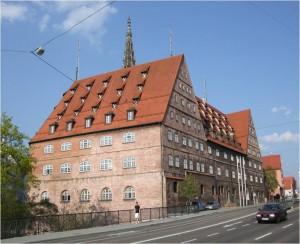 "Ulm – Polizeiwache ""Neuer Bau"""