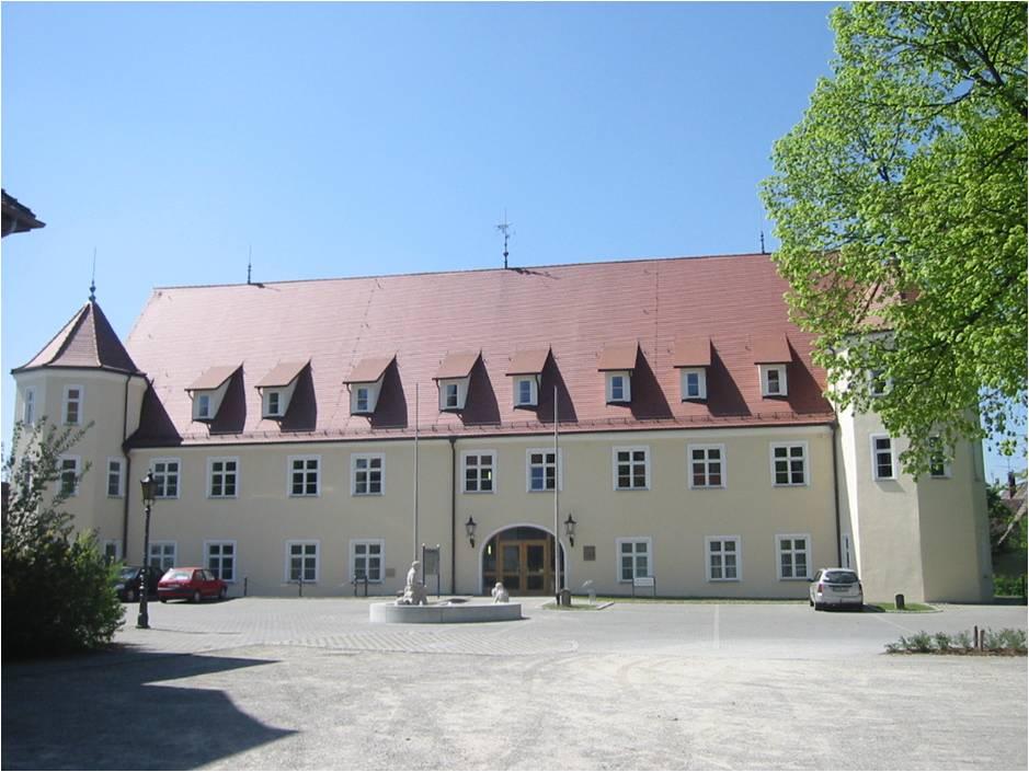 Rathaus Langenenslingen