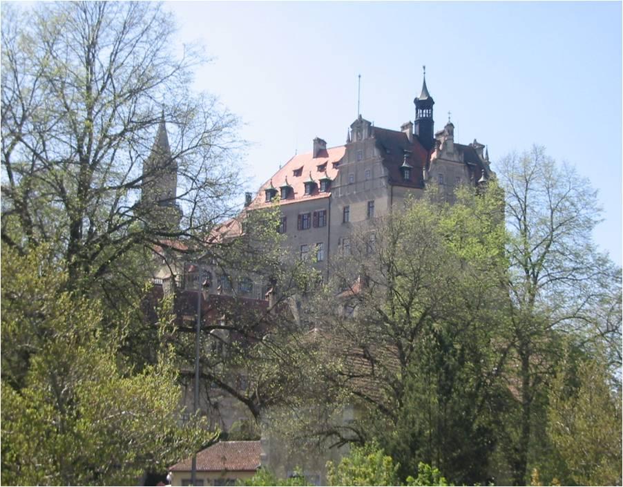 Schloß Sigmaringen