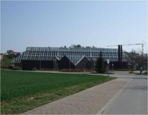 Ehingen – Turnhalle, Berufschule