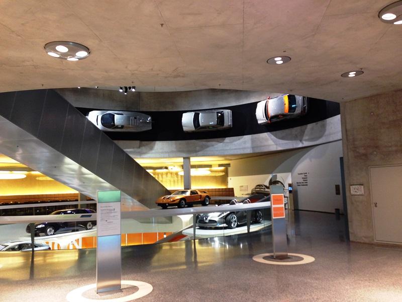 Daimler Benz Museum