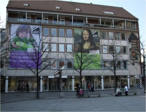 Abt, Ulm