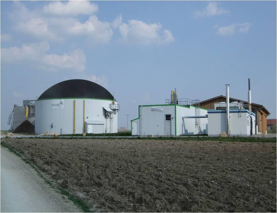 Biogasanlage Altheim