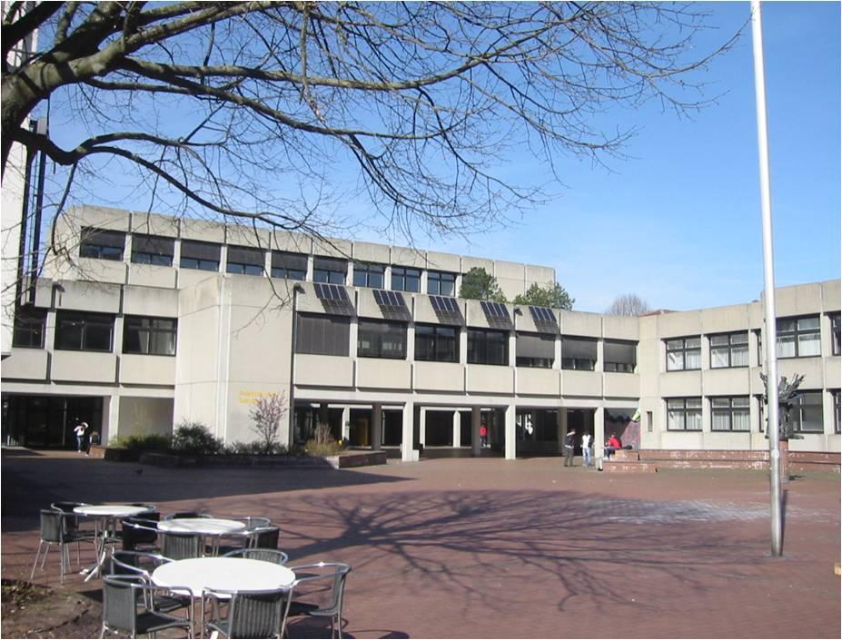 Fr. List Schule, Ulm