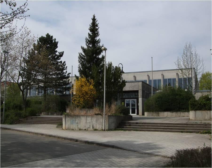 Gemeindehalle Rosentrasse