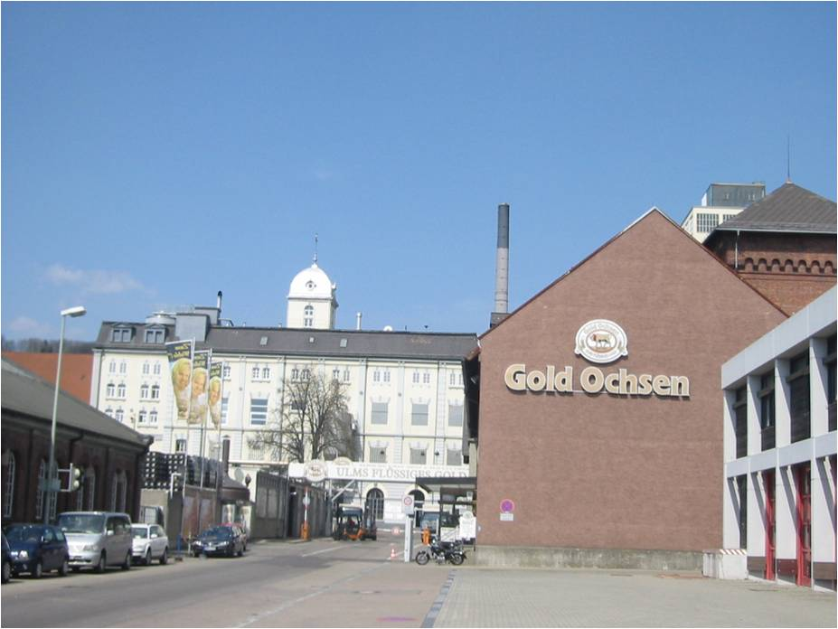 Gold Ochsen Brauerei (Ulm)