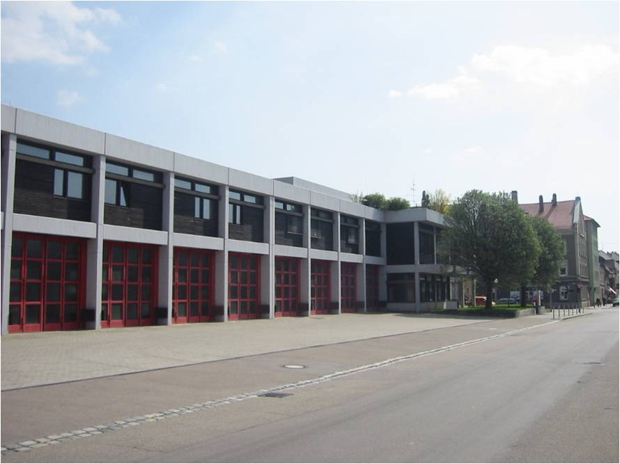 Hauptfeuerwache Ulm