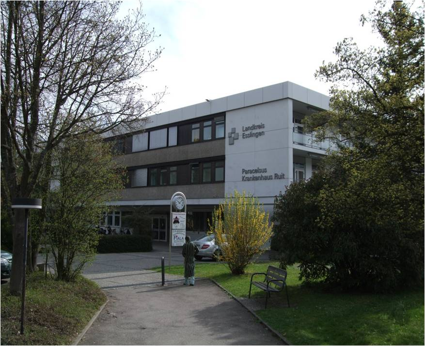 Paracelsus Krankenhaus