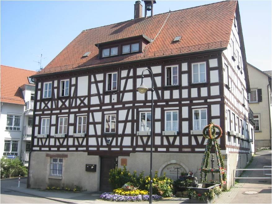Rathaus Berkheim