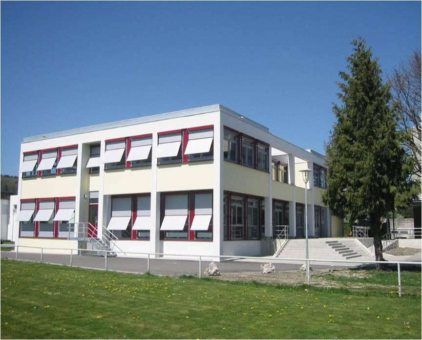 Schule u. MZH Allmendingen