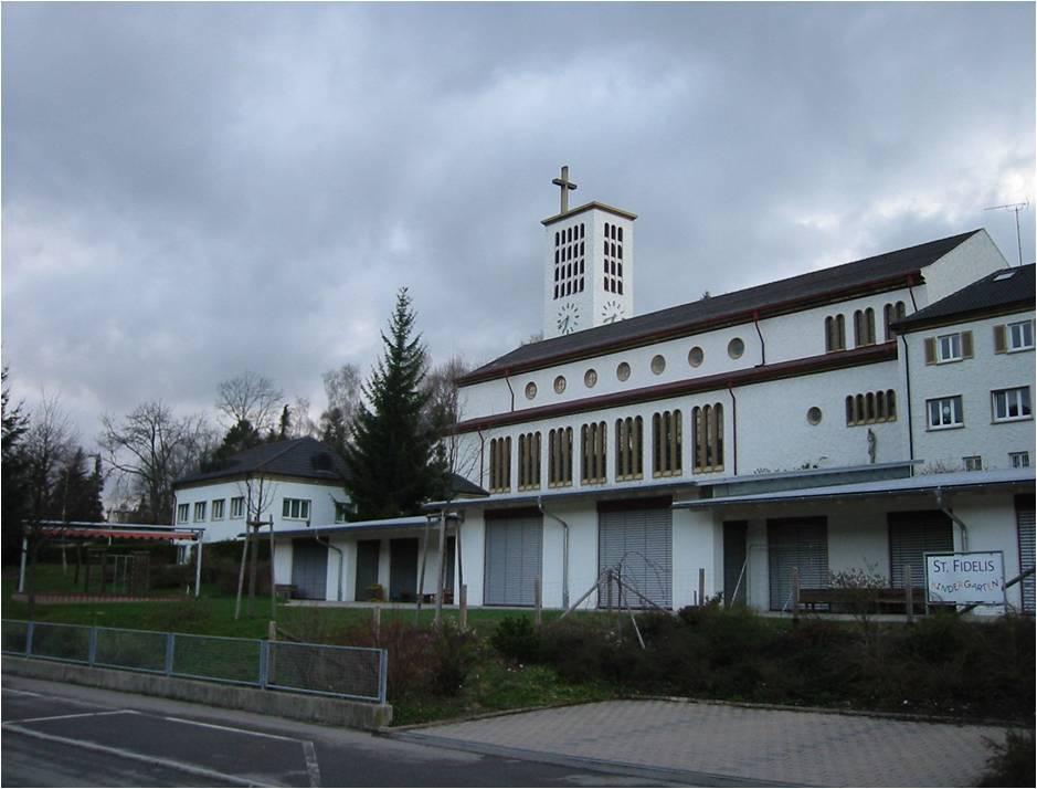 St. Fidelus Kirche