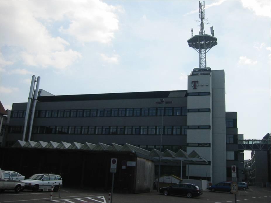 Telekomgebäude Ulm